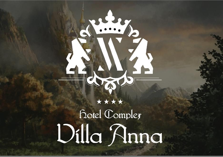 Logo Design Villa Villa Anna Logo Ver 3