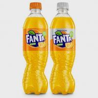 Fanta презентовала новый логотип и искривленную бутылку