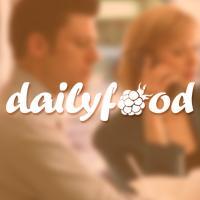 Дизайн сайта сети бизнес-кафе Dailyfood, Москва