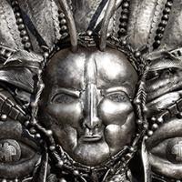 Arman Hostikyan, iron sculptor (HTML5 website)