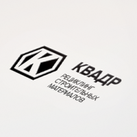 Kvadr LLC, recycling building materials (logo design)