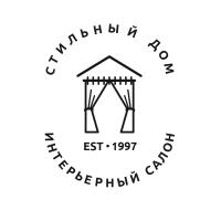 Стильный Дом, интерьерный салон в Сочи: дизайн логотипа