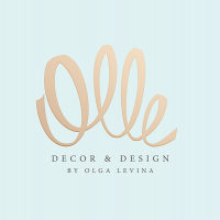 Logo design for OLLE Decor & Design (Sochi)