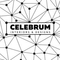 Naming and logo design for Celebrum, interior design bureau (Sochi)