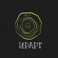 Создание логотипа для сети строительных магазинов Ирарт, Сочи