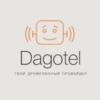 Dagotel, интернет-провайдер в Сочи (дизайн логотипа)
