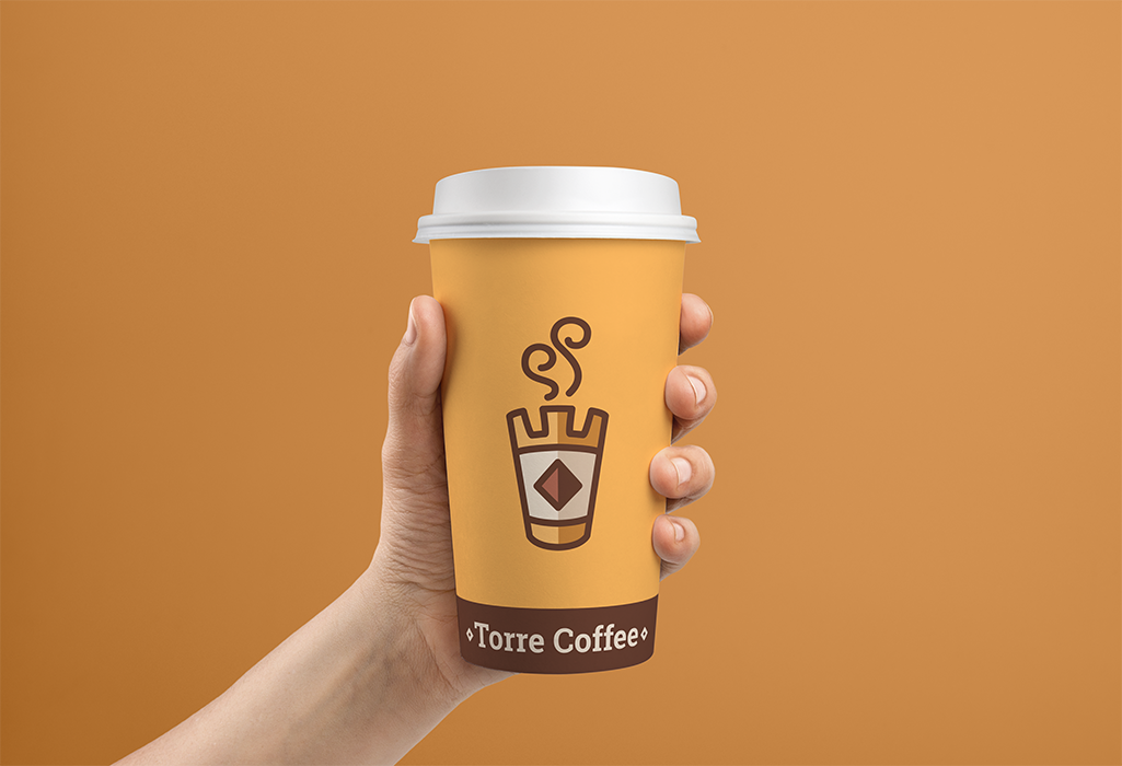 Torre Coffee cup