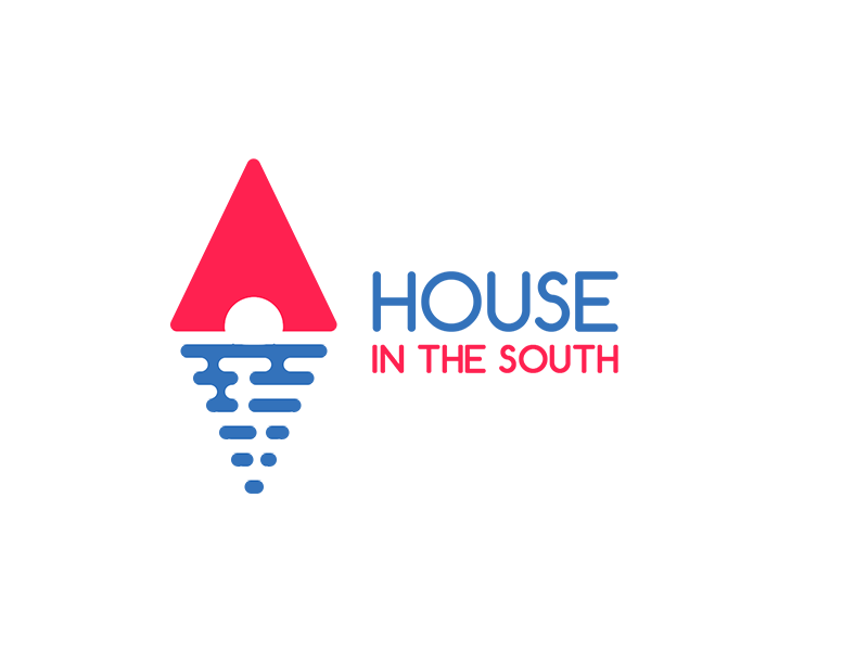 Logo for a real estate agency or a guest house