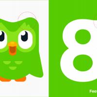 Сова Duo и буква G теперь чем-то похожи