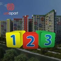Разработка промо-сайта для дизайн студии Uni Apart (Сочи)