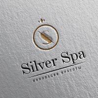 Silver SPA, студия красоты в Адлере (логотип и фирменный стиль)