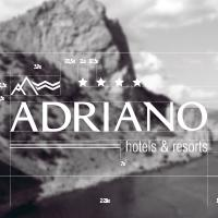 Фирменный стиль и брендбук для сети гостиниц Adriano 4*, Адлер
