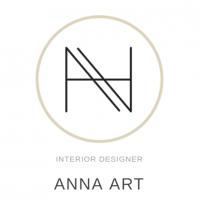 Создание сайта студии дизайна интерьеров ANNA ART (Сочи)