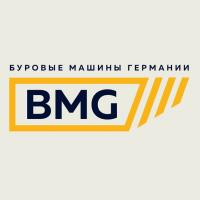 Logo and identity for BMG (Moscow)