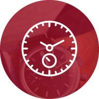 Иконка Часы для Instagram-аккаунта Имидж