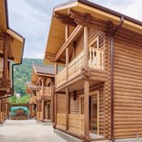 Создание сайта эко-деревни Снегири Village (Эсто-Садок)