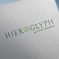 Логотип Hieroglyph by Smart Engines (Москва, Токио)