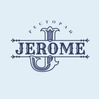 Логотип ресторана Jerome (Адлер)