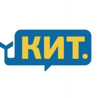 Дизайн логотипа торгового центра КИТ (Бердянск)
