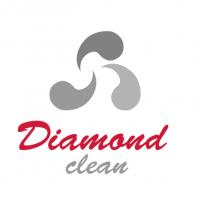 Diamond Clean, клининговая компания в Сочи (фирменный стиль)