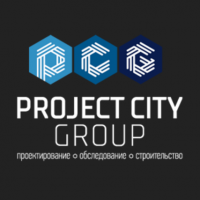 Создание сайта строительной компании Project City Group (Москва)