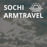 Создание сайта компании Armtravel Сочи