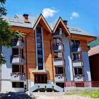 Создание сайта апарт-отеля Династия (Красная Поляна)