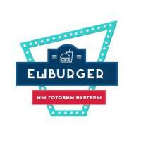 Логотип для бургерной Ешбургер (Джубга)