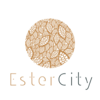 EsterCity, Germany: logo design