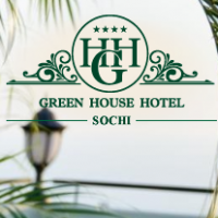 Дизайн стелы для Green House Hotel 4*
