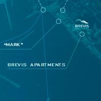 Дизайн презентации апарт-отеля Brevis, Сочи