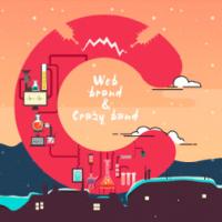 Web brand & crazy band: брендирование наших аккаунтов в соцсетях
