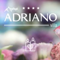 Баннеры-наклейки для Adriano Villa в Красной Поляне