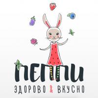 Логотип и фирменный стиль для интернет-магазина Пеппи (Сочи)