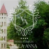 Отель Вилла Анна ****, Сочи (дизайн логотипа)