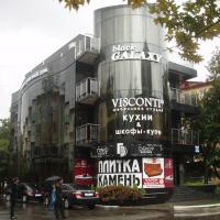 Салон мебели Visconti, Сочи (SEO)