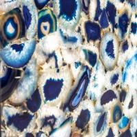 Декоративное панно из мрамора для Казино Сочи, сделано в Luka Marmi