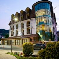 Создание сайта отеля Южный, Дагомыс